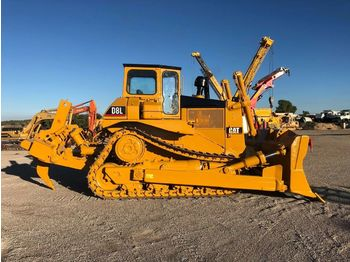 Bulldozer CAT D8L