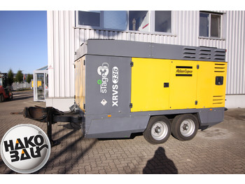ATLAS COPCO XRVS 336 CD - compresor de aire