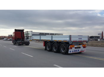 Semirremolque plataforma/ caja abierta LIDER 2020 YEAR MODEL NEW TRAILER FOR SALE (MANUFACTURER COMPANY): foto 1
